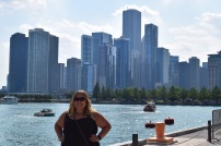 City Scape at Navy Pier